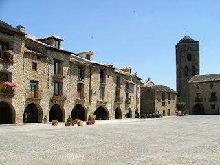 TURISMO VERDE HUESCA. Casa Agustín de Arcusa
